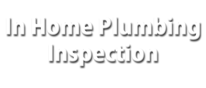 Knoxville In Home Plumbing Inspection