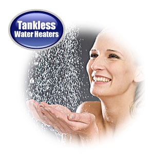Knoxville Tankless Hot Water Heaters