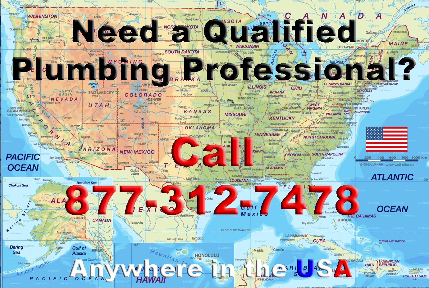 Need a Qualified Plumbing Professional
