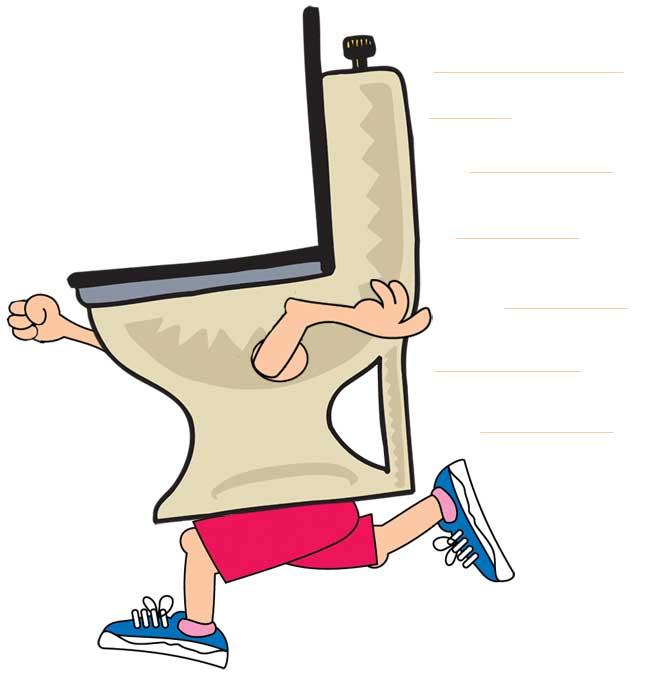 Toilet Running (Knoxville Plumber)
