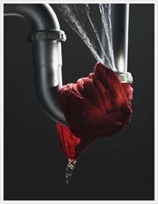 Plumbing Leak in Knoxville