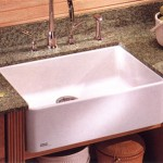 pink kitchen sink